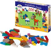 Puzzle magnetické ZOO v krabici