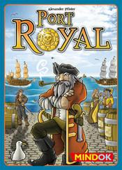 HRA karetní Port Royal