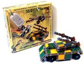 ARMY 1 Stavebnice - 514 dílků