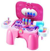 Židlička set Kosmetické studio 2v1 PLAST