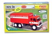 74 HZS Hasičský záchranný sbor ČR Tatra 815 stavebnice MS74 0104-74