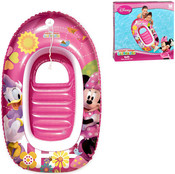 Raft nafukovací s Minnie Daisy 112 x 74 cm Do vody