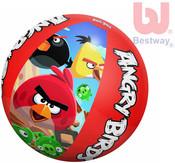 Nafukovací dětský míč Angry Birds 51cm do vody