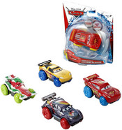Auta Cars závodní do koupele