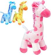 Žirafa 30 cm 3 barvy