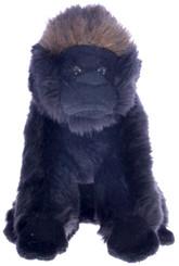 Gorila NURU 17cm sedící