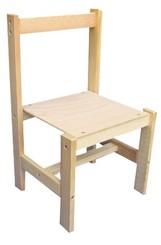 Židlička k tabuli FILIP dřevěná STOLIČKA dětská
