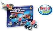 Mechanik malý dopravní prostředky