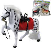 Kůň v sáčku s kartou flíska 3 barvy