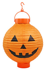 Lampion koule halloween baterie