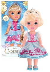 Panenka Disney princezna Popelka 36 cm
