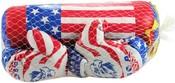 Boxovací set rukavice + pytel americká vlajka v síťce