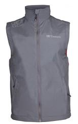 Vesta Grey pánská vesta
