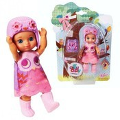 CHOU CHOU panenka mini Sovičky Lilly