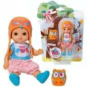 CHOU CHOU panenka mini Sovičky Candy