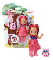 CHOU CHOU panenka mini Sovičky Christy