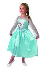 Kostým FROZEN - Ledové království Elsa 3-4 roky