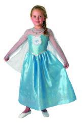 Kostým FROZEN - Ledové království Deluxe Elsa 5-6 let
