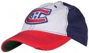 Kšiltovka Flex Slouch NHL Montreal Canadiens čepice s kšiltem