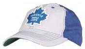 Kšiltovka Flex Slouch NHL Toronto Maple Leafs čepice s kšiltem