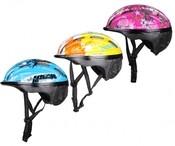 HB6 2 dětská cyklistická helma