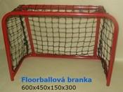 Sona branka na florbal 6045 60x45cm včetně sítě