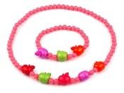 Dětská sada náhrdelník a náramek