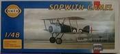 Model letadlo Sopwith Camel 1:48 (stavebnice letadla)