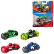 HOT WHEELS Supermotorka 7 druhů