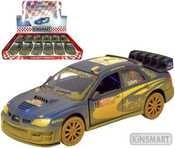 Auto model 1:36 SUBARU IMPREZA WRC 2007 kov PB 13cm