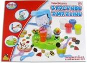 Modelína (plastelína) ZMRZLINA set zmrzlinový