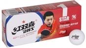 40 míčky na stolní tenis plastové