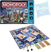 Hra Monoply Here and Now Světová edice