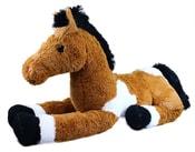 Plyšový kůň MAXI, 100 cm