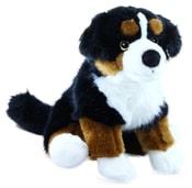 Plyšový pes salašnický sedící, 25 cm