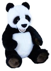 Plyšová panda sedící, 33 cm