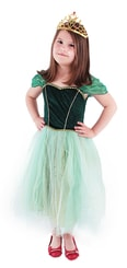 Kostým princezna zimní Anna, vel. S