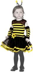 Karnevalový kostým VČELKA vel. XS (92-104cm) 3-4 let