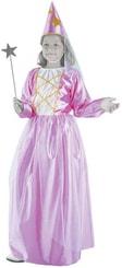 Karnevalový kostým VÍLA vel. S (110-120cm) 4-6 let