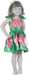 Karnevalový kostým VÍLA KVĚTINOVÁ vel. XS (92-104 cm) 3-4 let