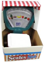 Váha dětská kuchyňská plast