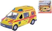 Auto ambulance 13cm zpětný nátah CZ mluvící