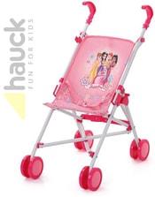 HAUCK Kočárek golfové hole potisk Disney Princezny růžový pro panenku