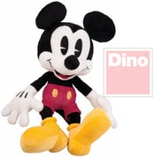 Plyšový myšák Mickey Mouse 25cm retro