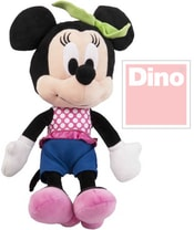 Plyš Disney myška Minnie 25cm v džínách