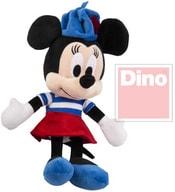 Plyš Disney myška Minnie 25cm francouzské šatičky