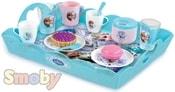 Dětský čajový servis s tácem a doplňky FROZEN (Ledové Království)