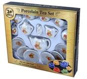 Nádobí porcelánové čajový set
