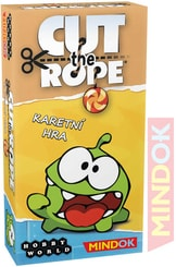 HRA karetní Cut the Rope