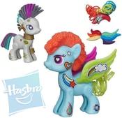 MLP My Little Pony set poník s duhovými doplňky 2 druhy